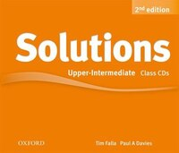 Solutions: Upper-Intermediate Class Audio CDs (3 Discs)