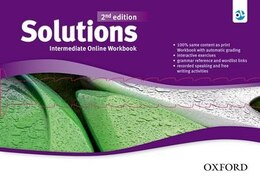 Book Solutions: Intermediate Online Workbook - Card with Access Code by Oxford