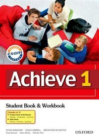 Book Achieve: Level 1 Combined Student Book and Skills Book by Sylvia Wheeldon