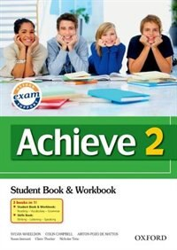 Book Achieve: Level 2 Combined Student Book and Skills Book by Sylvia Wheeldon