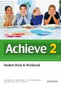 Book Achieve: Level 2 Student Book by Sylvia Wheeldon