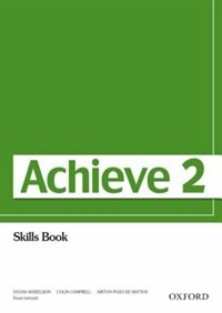 Book Achieve: Level 2 Skills Book by Sylvia Wheeldon