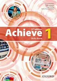 Achieve: Level 1 Skills Book