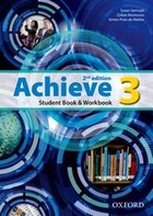 Achieve: Level 3 Student Book and Workbook