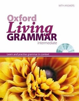 Book Oxford Living Grammar: Intermediate Students Book Pack by Ken Paterson