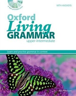 Book Oxford Living Grammar: Upper-Intermediate Pack by Ken Paterson