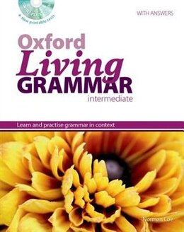 Book Oxford Living Grammar: Intermediate Revised Edition Pack by Ken Paterson