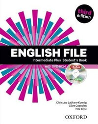 English File: Intermediate Plus Students Book with iTutor