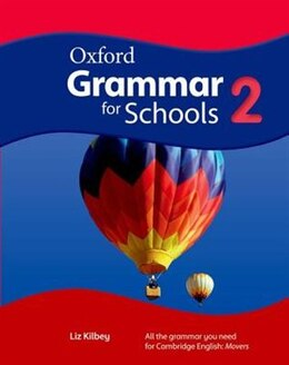 Book Oxford Grammar for Schools: Level 2 Students Book and DVD-ROM by Liz Kilbey