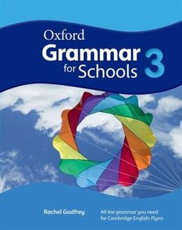Book Oxford Grammar for Schools: Level 3 Students Book and DVD-ROM by Rachel Godfrey