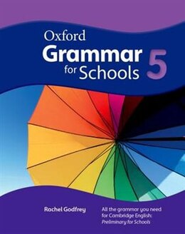 Book Oxford Grammar for Schools: Level 5 Students Book and DVD-ROM by Martin Moore