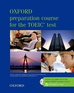 Book Oxford Preparation Course for the TOEIC Test: Pack by Lin LOUGHEED