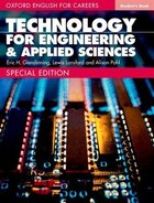 Oxford English for Careers: Technology for Engineering and Applied Science Special Edition Student…