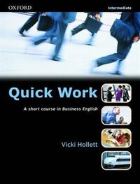 Quick Work: Intermediate Student Book