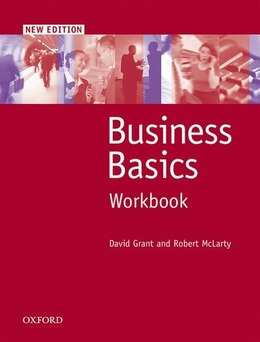 Book Business Basics New Edition: Workbook by Robert McLarty