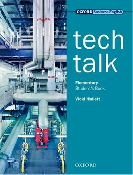 Book Tech Talk: Elementary Student Book by Vicki Hollett