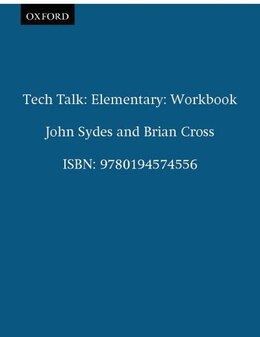 Book Tech Talk: Elementary Workbook by John Sydes