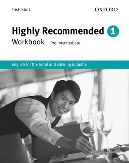Book Highly Recommended, New Edition: Workbook by Trish Stott