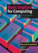 Book Basic English for Computing: Student Book by Eric Glendinning