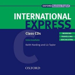 Book International Express, New Edition: Intermediate Class Audio CDs (2) by Keith Harding