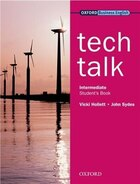 Tech Talk: Intermediate Student Book