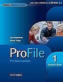 ProFile: Level 1 Student Book
