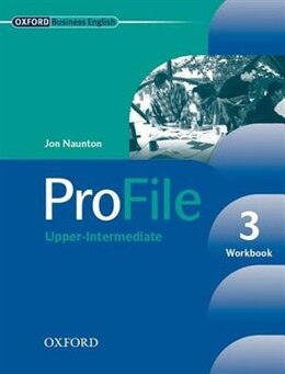 Book ProFile: Level 3 Workbook: Workbook 3 by Jon Naunton