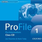 ProFile: Level 1 Class Audio CD