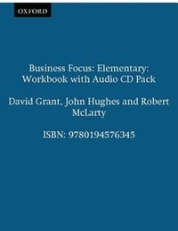 Business Focus: Elementary Workbook with Audio CD Pack