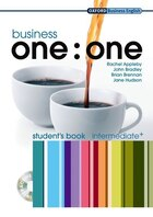 Business one:one: Intermediate Business One to One Intermediate Student Book Pack