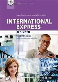 International Express: Beginner Students Book Pack