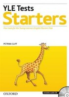 Cambridge Young Learners English Tests: Starters Student Pack (Student Book and Audio CD)