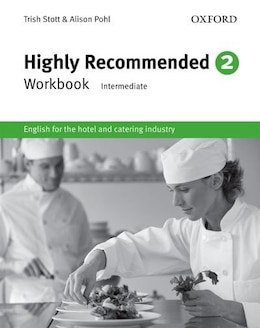 Book Highly Recommended 2: Workbook by Trish Stott