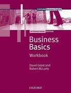 Business Basics International Edition: Workbook
