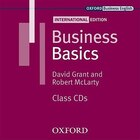 Business Basics International Edition: Class Audio CDs (2)