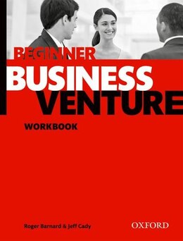 Book Business Venture: Beginner Workbook by Roger Barnard