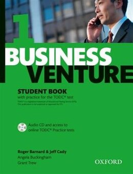 Book Business Venture 1 Elementary: Business Venture 1 Student Book Pack by Oxford