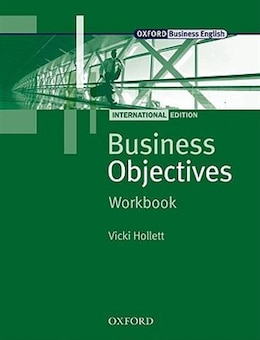 Book Business Objectives International Edition: Workbook by Vicki Hollett