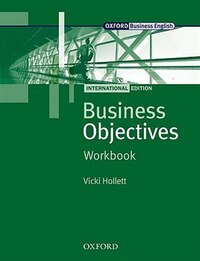 Business Objectives International Edition: Workbook