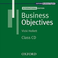Business Objectives International Edition: Audio CD