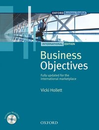Business Objectives International Edition: Students Pack