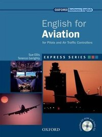 Express: English for Aviation Student Book and MultiROM Pack