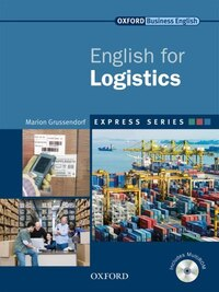 Express: English for Logistics Students Book and MultiROM