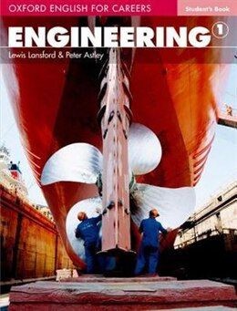 Book Oxford English for Careers: Engineering 1 Students Book by Lewis Lansford