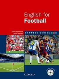 Book Express Series: English for Football: A short, specialist English course by Alan Redmond