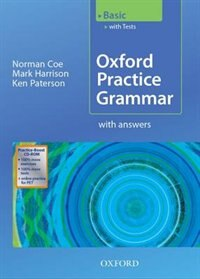 New Oxford Practice Grammar: Basic With Key and MultiROM Pack