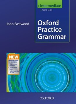 Book New Oxford Practice Grammar: Intermediate With Key and MultiROM Pack by John Eastwood