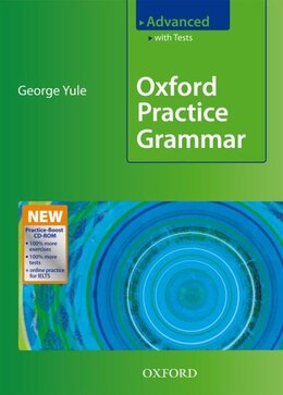 Book New Oxford Practice Grammar: Advanced With Key and MultiROM Pack by George Yule