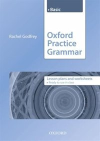 Book Oxford Practice Grammar Basic Lesson Plans by John Eastwood