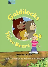 Fairy Tales Video: Goldilocks and the Three Bears Activity Book